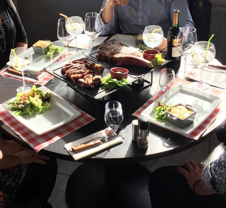 Le Restaurant - La Côte à l'Os - Restaurant Saint-Paul-Lès-Dax